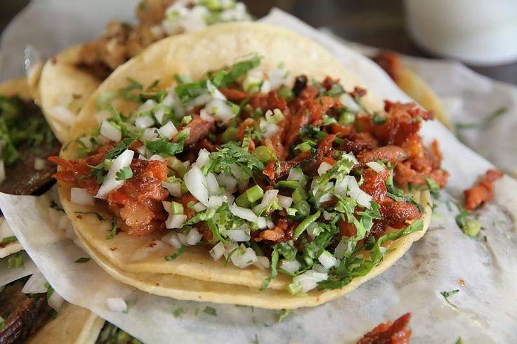 Shredded chicken tacos | Tex-Mex | Pinterest