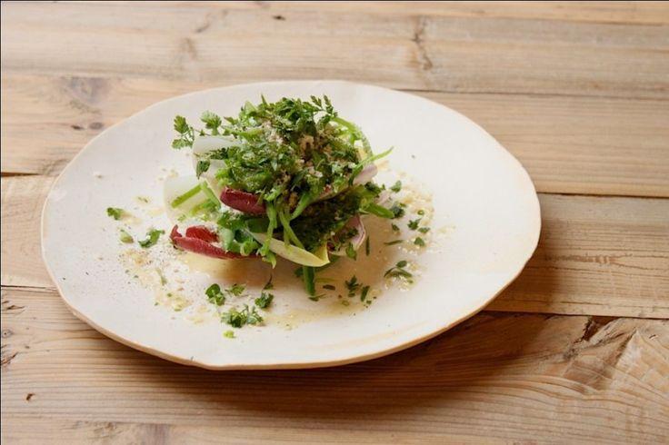 Sugar Snap Pea And Endive Salad Recipe | Salad | Pinterest