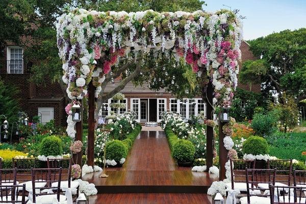 Nice Backyard Weddings : Nice outdoor wedding setup  A ring on my finger  Pinterest
