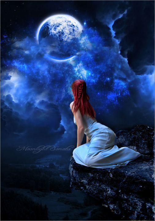 Moonlight Sonata | Magical Worlds | Pinterest