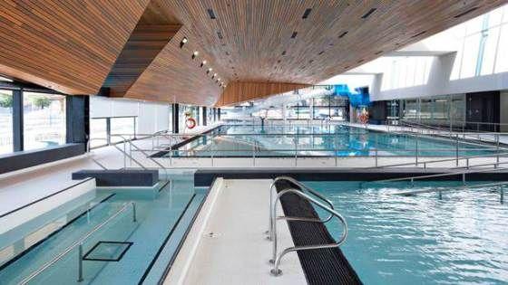 Regent Park Aquatic Center Interior Regent Park Pinterest