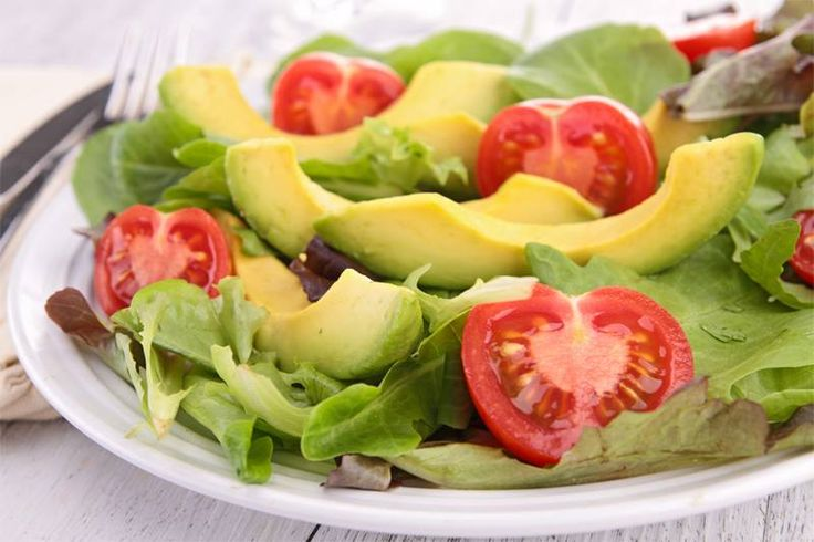 Avocado and Tomato Salad | Yummy! | Pinterest