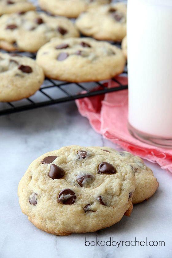Soft Batch Chocolate Chip Cookies | Recipe
