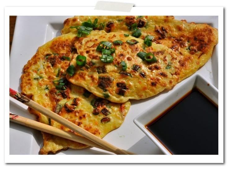 pa jun > a korean scallion pancake recipe - Blog - Twentysomething ...