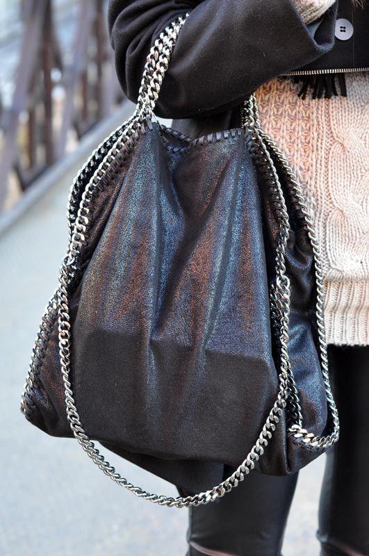 stella mccartney falabella bag my style pinterest. Black Bedroom Furniture Sets. Home Design Ideas