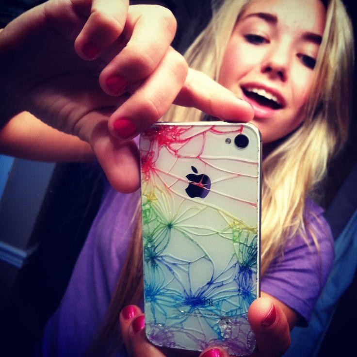 девочки с iphone картинки