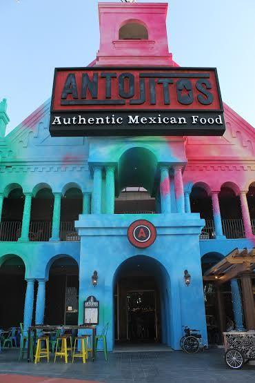 Anjitos - Citywalk at Universal Orlando Resort