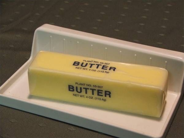 How to convert tablespoons of butter into grams for 8 tablespoons of butter