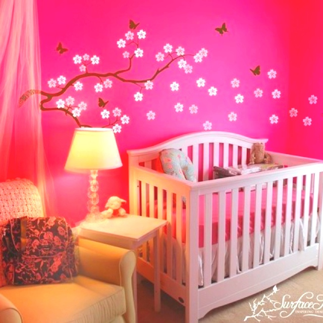 Cute Baby Girl Rooms The Image Kid Has It