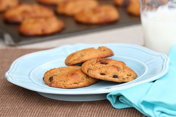 FlapJacked Chocolate Chip Cookies Recipe   FlapJacked