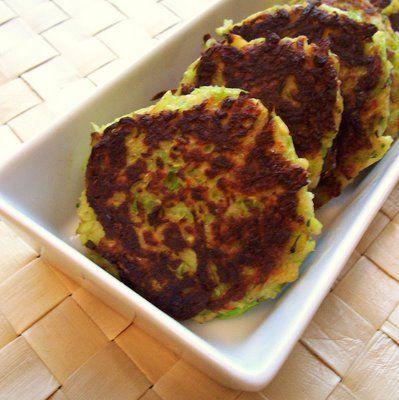 Broccoli Pancakes | Yumminess!!!!! | Pinterest