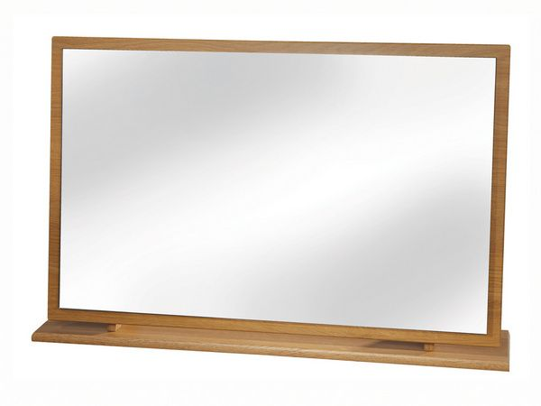 Welcome Fully Assembled Sherwood Large Mirror