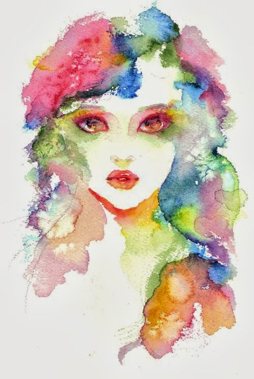 Watercolor art studio pinterest for Watercolor pictures to paint