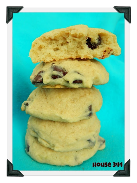 Banana Chocolate Chip Cookies | Sounds good to me | Pinterest