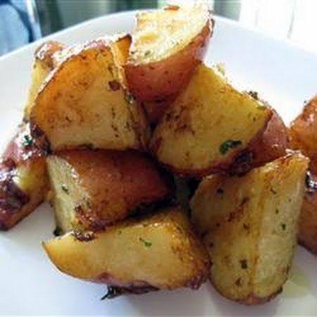 Oven Roasted Red Potatoes | foods | Pinterest
