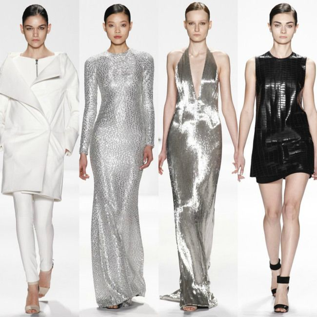 Kaufmanfranco Fall-Winter 2014 New York Fashion Week http://berrytrendy.com/2014/02/12/new-york-fashion-week-2014/