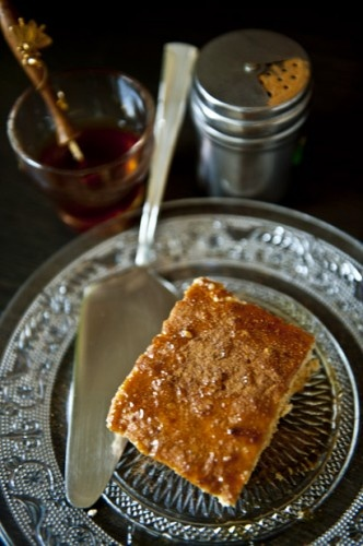 Melopita from Sifnos Island, a traditional Sweet Pie with Honey and ...