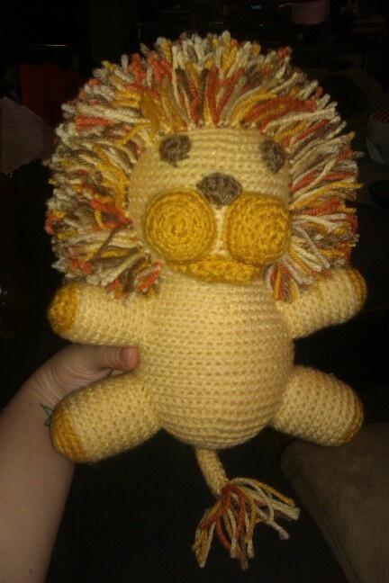 How To Crochet A Lion : Crochet lion Crochet & Knit - Toys - Lions Pinterest