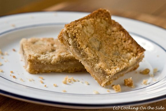 Peanut Butter Bars   baked goods   Pinterest
