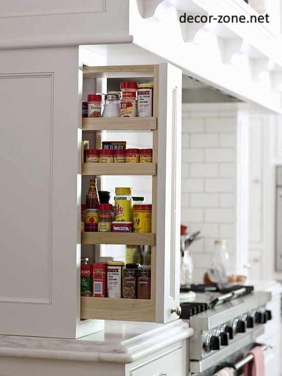 Small Kitchen Organization Ideas Custom Inspiration Design