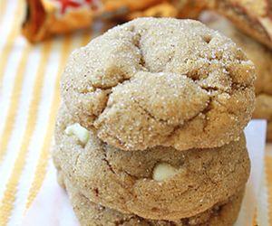 pumpkin biscoff cookies | Desserts | Pinterest