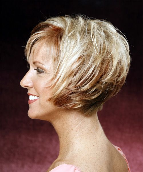 Hairstyles For Short Hair Over 45 : Short Layered Hairstyles http hairstyles thehairstyler com hairstyle ...