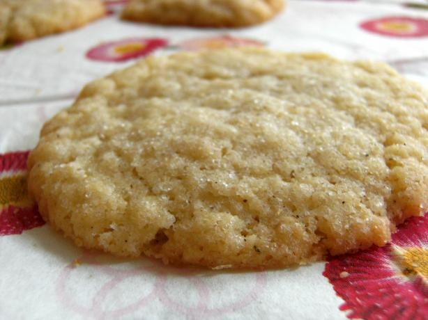Black Pepper Butter Cookies | Recipe