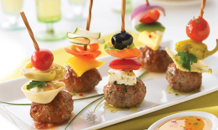 ... like this: meatball appetizers , turkey meatballs and appetizers