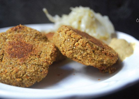 Crab-Less Cakes! Gluten free. Vegan. Cashew. Coconut. Finger Foods. Healthy Party Snacks.