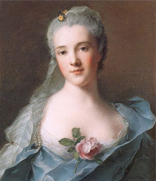 Манон Balletti Жан-Натье c.1757