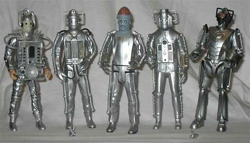Image result for evolution of the cybermen