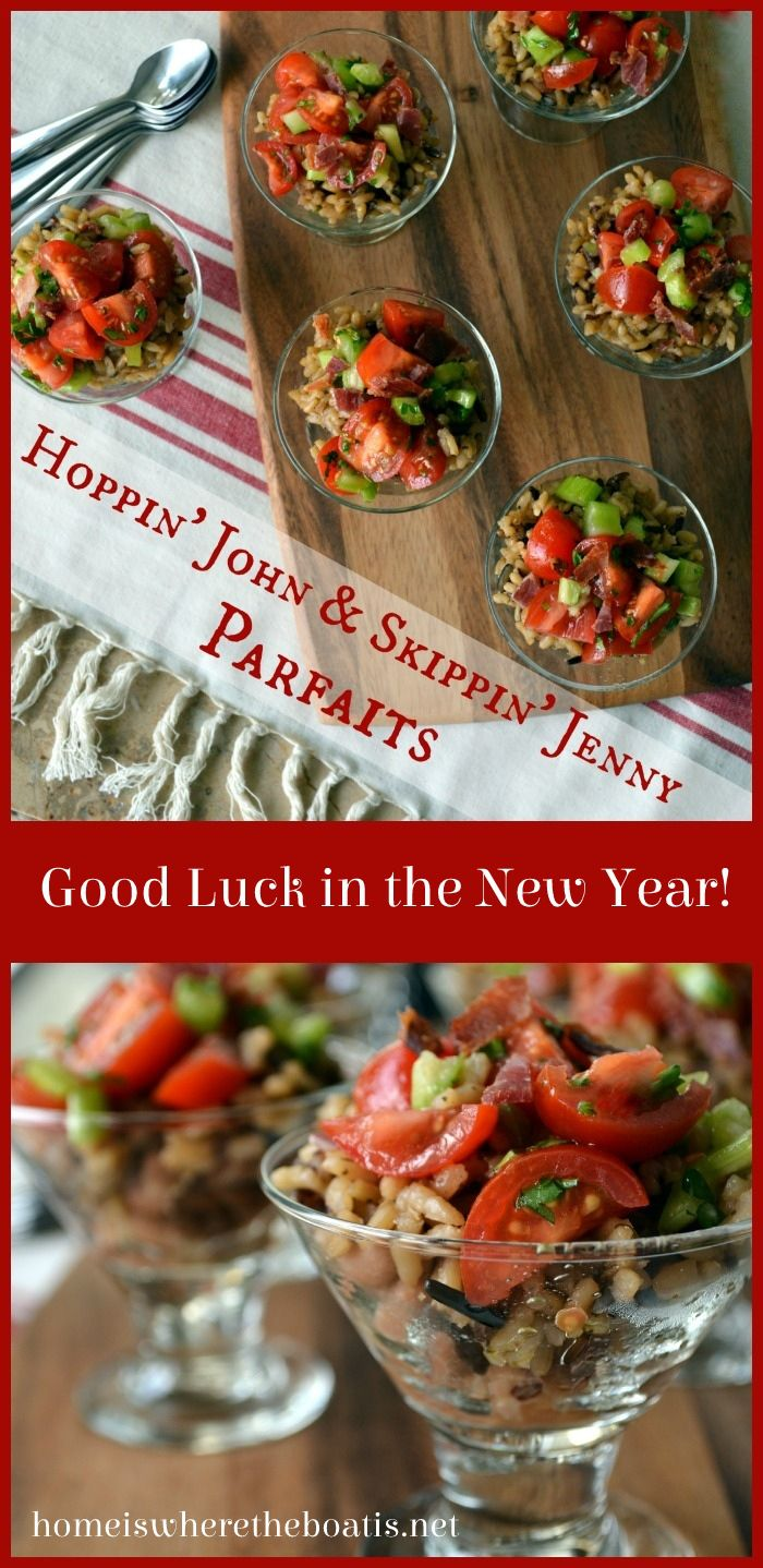Good Luck Hoppin' John-001 | New year's | Pinterest