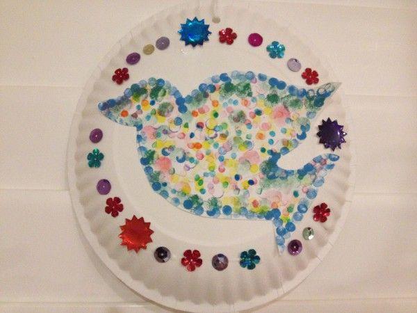 Peace dove craft sunday school crafts pinterest for Peace crafts for sunday school
