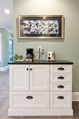 idea for empty kitchen wall kitchen pinterest