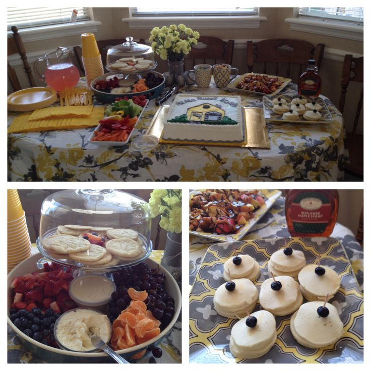 House Warming Party Food Housewarming Ideas Pinterest