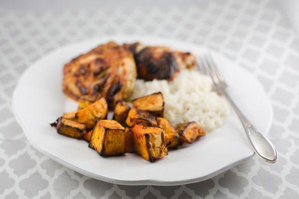 Harissa Roasted Pumpkin (Butternut Squash) | Donna Hay Recipes ...