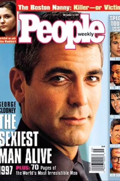 George clooney sexiest man alive images 5
