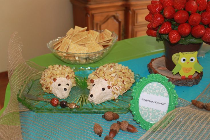 woodland themed baby shower food baby showers pinterest