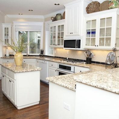 Countertop Dishwasher Ideas : White appliances - light countertops.... Kitchen dreamin Pintere ...