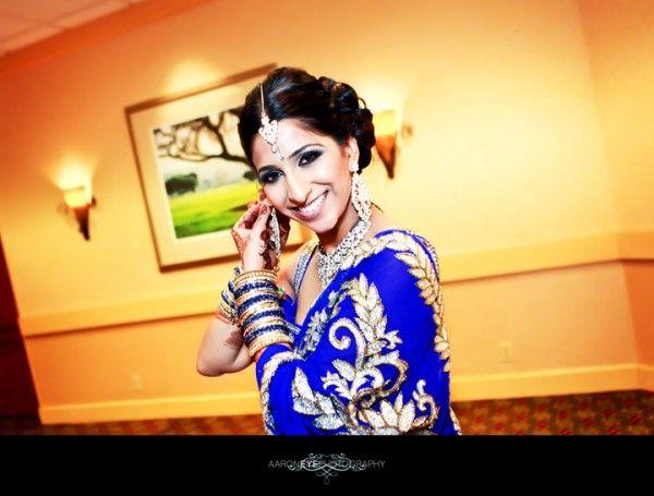 Irvine Indian Wedding by Aaroneye Photography | MaharaniWeddings.com