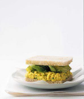Creamy tofu salad with turmeric and chives Creamy Tofu Salad Recipe at ...