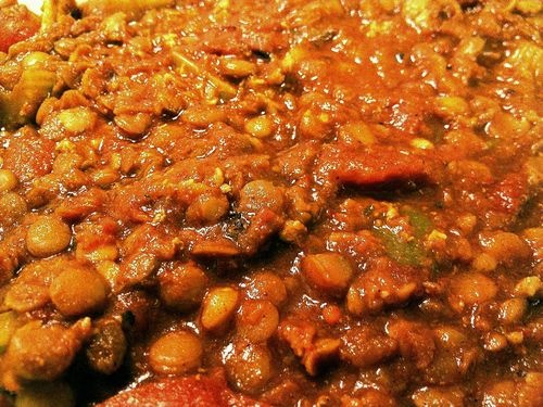 Lentil Chili | Favorite Recipes | Pinterest