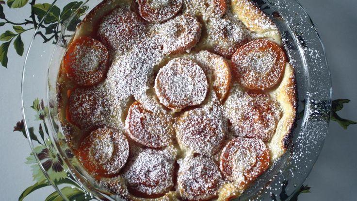 Apricot Clafoutis | Recipe
