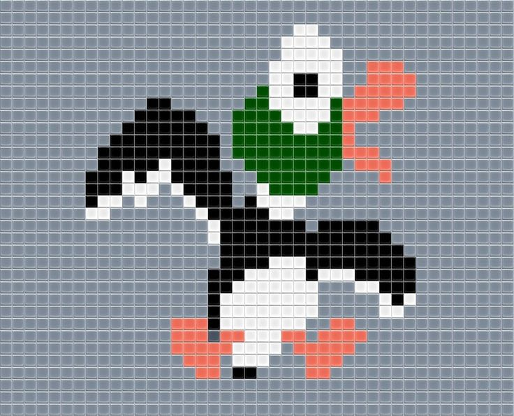 Perfect Duck Hunt Dog Pixel Art Grid 736 x 596 · 92 kB · jpeg