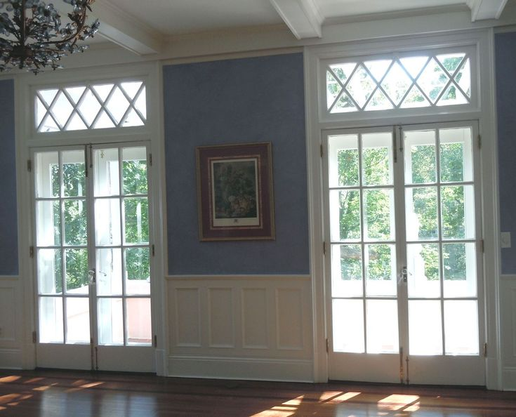 Best Dining Room Wall With French Doors Kitchen Curtains 400 x 300