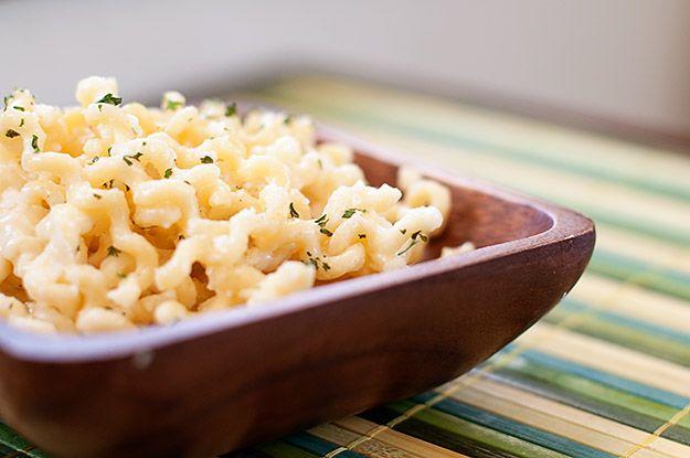 Pasta ai Quattro Formaggi | Recipe