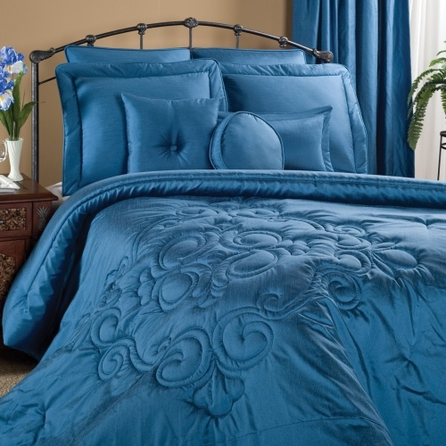 peacock blue bedding home decor pinterest