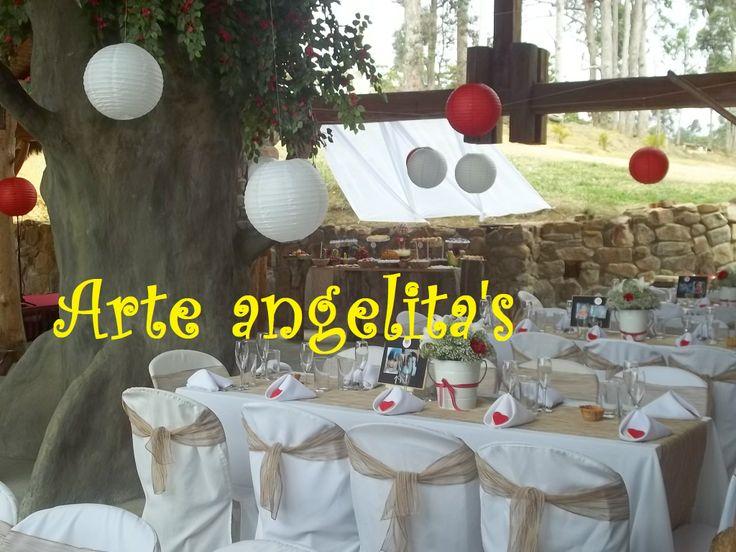 Bodas Decoracion Rustica ~ Decoracion rustica  boda campestre rustica  Pinterest