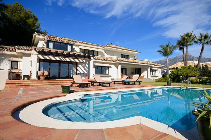 Luxury Villas For