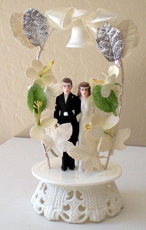 Art Deco Grooms Cake : Sleek Vintage Art Deco Wedding Cake Topper
